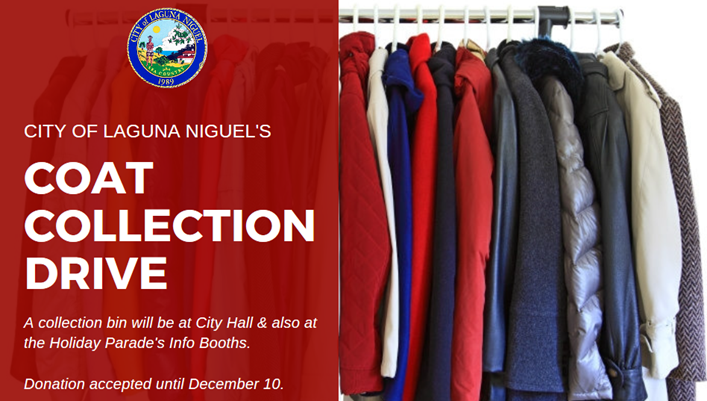 Coat Collection Drive